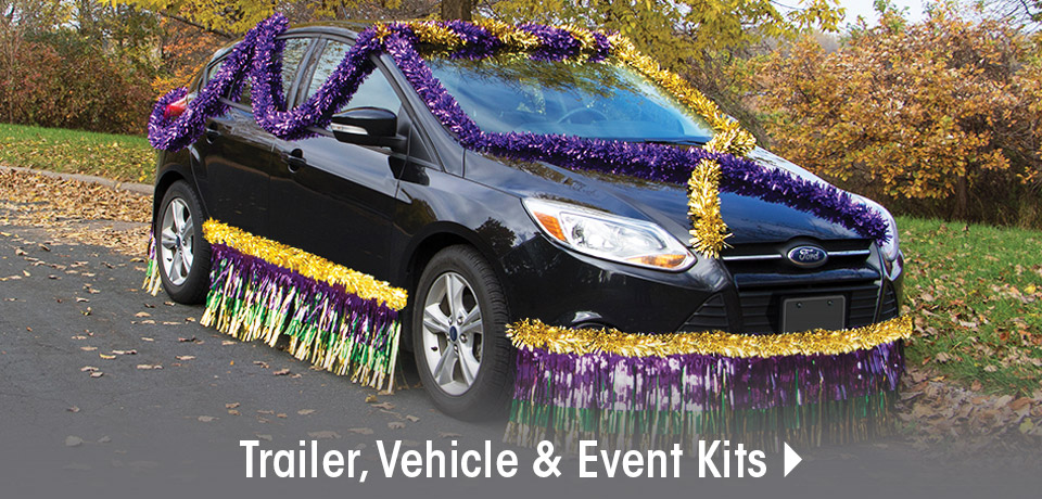 Parade Float Trailer, Vehicle & Event Kits
