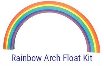 Rainbow Arch Float Kit