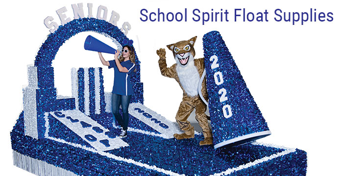 School Spirit Float Supplies