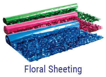 Floral Sheeting