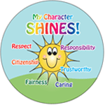 1277 - My Character Shines