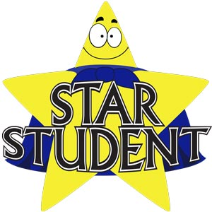 4211 - Star Student Star with C