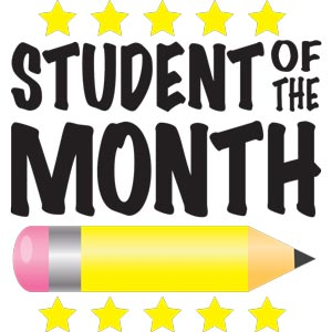 4676 - Student of the Month wit