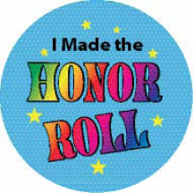 1280 - I made the Honor Roll