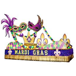 Complete Mardi Gras Parade Float Decorating Kit