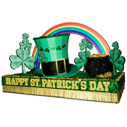 Complete Happy St. Patrick's Day Parade Float Decorating Kit