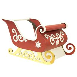 Sleigh Ride Parade Float Kit