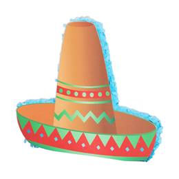 Sombrero Parade Float Kit