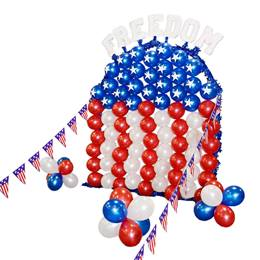 Freedom Balloon Wall Kit