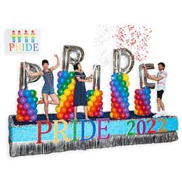 PRIDE Balloon Columns Kit (set of 5)