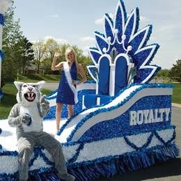 Royalty Wall Parade Float Kit