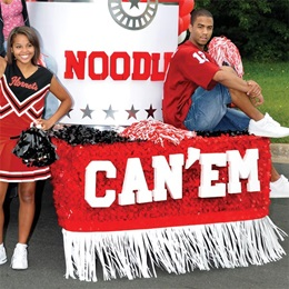 Can 'Em Letters Parade Float Kit