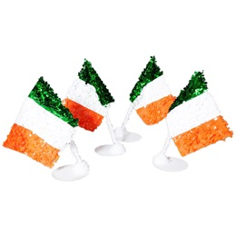 Irish Flags Kit (set of 4)
