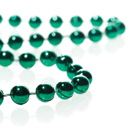 Green Bead Necklaces