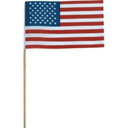 Cloth USA Flags