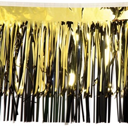 Metallic Fringe-Two Color