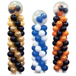 Swirl Balloon Column Kit