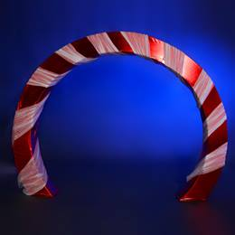 Candy Cane Stripes Arch Kit