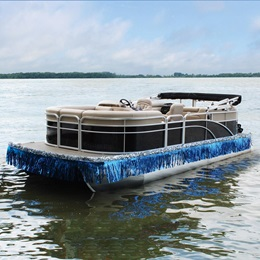 Easy Float Metallic Pontoon Kit - 25 ft.