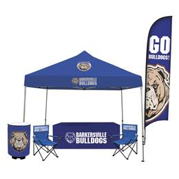 Custom Tailgating Party Kit