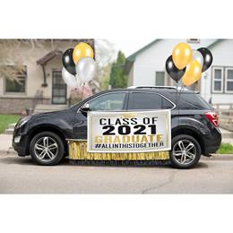 All in This Together Graduation Car Parade Decoration Kit