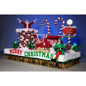 Christmas Parade Floats