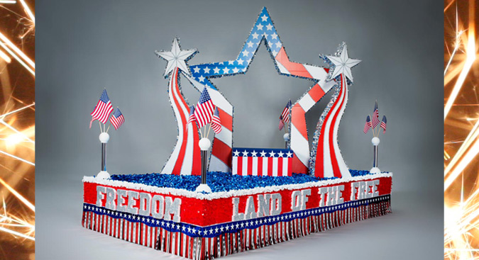 Patriotic Float Kits